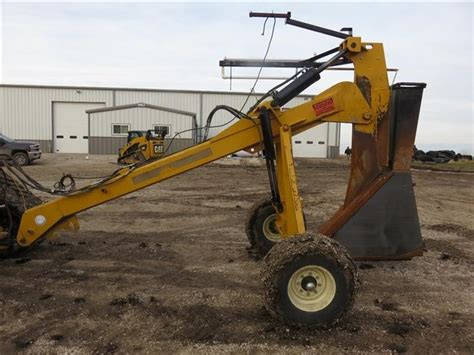 Gold Digger Zd Tile Plow by Bigiron