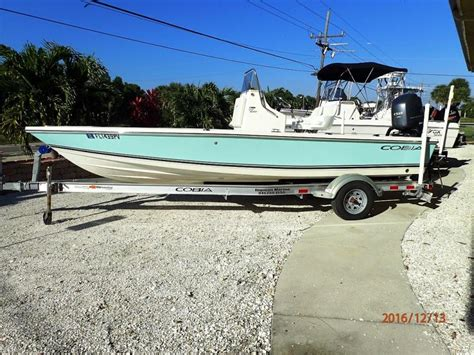 Florida Register Boat Without Title by Cobia Bay Boats For Sale