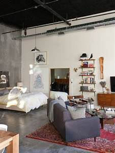 meubler un studio 20m2 voyez les meilleures idees en 50 With tapis de yoga avec canapé oriental pas cher