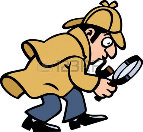 Detective Clip Detective Clipart Clipart Suggest