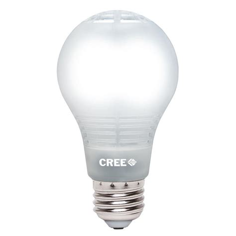 cree 40w equivalent daylight a19 dimmable led light bulb