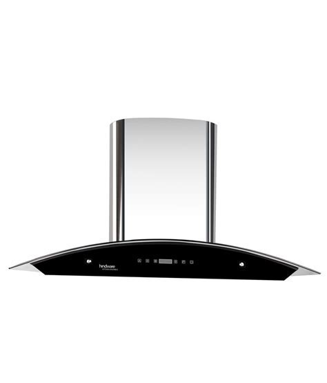 Hindware Nevio 90 1200 m3/h Auto Clean Chimney with 5 Year