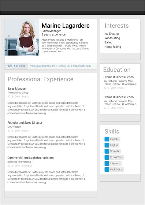 linkedin resume template resume ideas