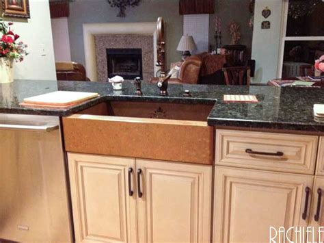 copper farmhouse sinks crafted in the usa