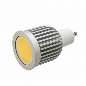 Led Spot Gu10 : 3w 5w 7w gu10 led cob spotlight bulb indoor home lamp decoration ac85 265v ~ Markanthonyermac.com Haus und Dekorationen