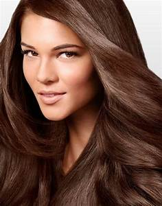 Medium Caramel Brown Hair Dye Option