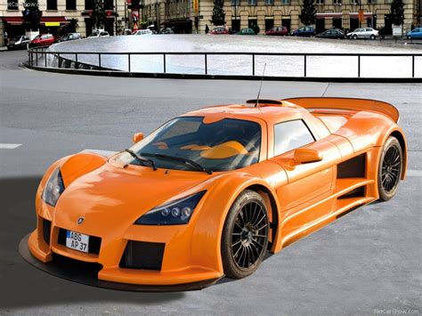 fast cars gumpert apollo top sports car