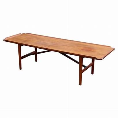 Coffee Table Mid Century Danish Teak Modern