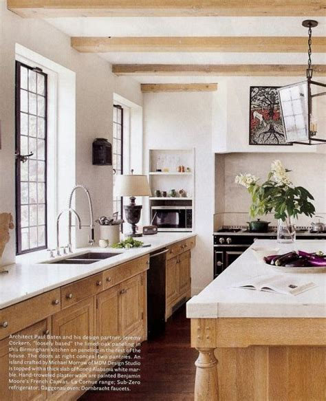 normally I do not like light wood, but these kitchen
