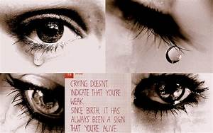 Blue Eyes Crying Quotes. QuotesGram