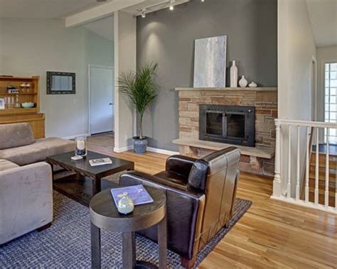 Blue Gray Walls Home Design Ideas, Pictures, Remodel And Decor