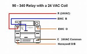 Honeywell Fan Center Relay Wiring Diagram