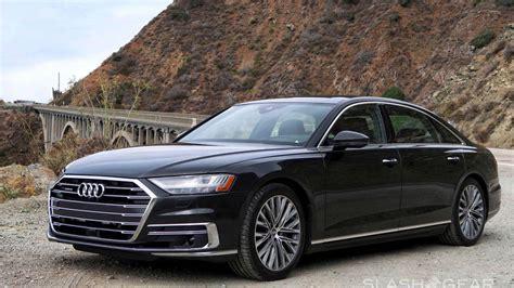2019 Audi A8 Engine Choices