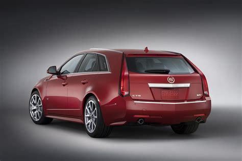 2014 Cadillac Cts-v Wagon Gallery 545929