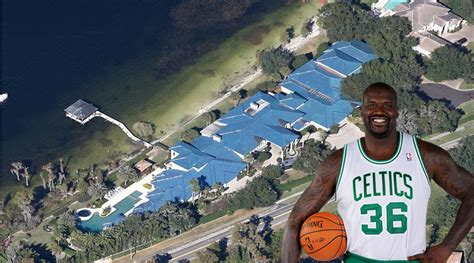 shaquille o neal house shaquille o neal s house in orlando 2015 inside outside youtube