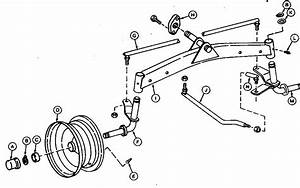 John Deere 420 Garden Tractor Parts Diagram