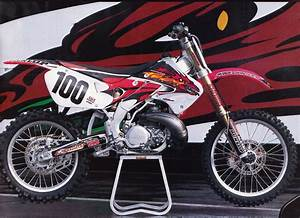 Mike Brown U0026 39 S 1998 Honda Of Troy Cr250