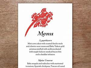 45 best images about printable wedding menu templates on With traditional chinese wedding menu
