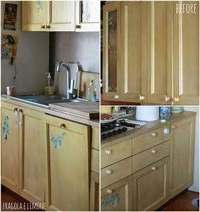 Awesome pitturare i mobili della cucina pictures ideas for Pitturare i mobili della cucina