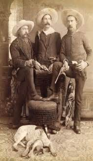 Handsome Old Cowboys of the West