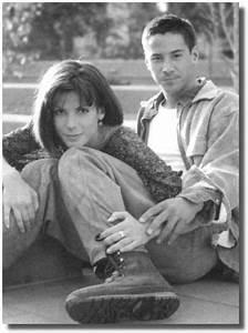 Keanu Reeves și Sandra Bullock