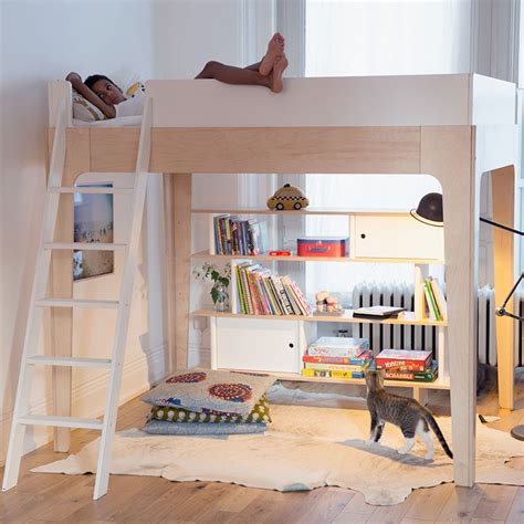 loft bed size perch size loft bed oeuf canada