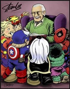 Stan Lee Marvel Comic - bullsh!ft - oh my god it's the ...