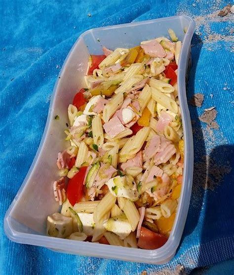 salade de p 226 tes au jambon et a la mozzarella di 233 t 233 tique en ligne