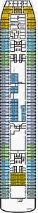Marvelous Statendam Deck Plan 5 Ms Statendam Deck Plan