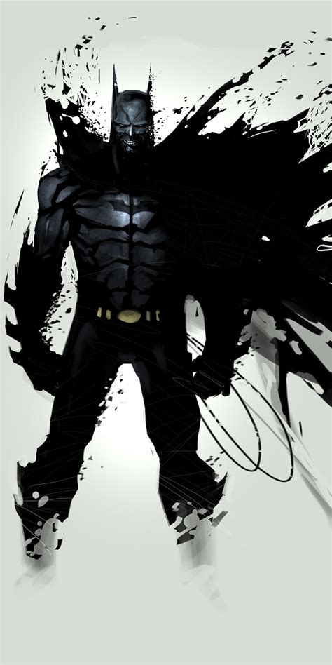 Comics Forever The Dark Knight Artwork By Dexter Soy