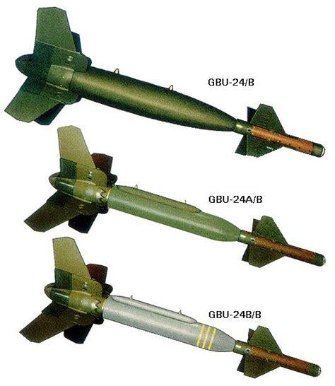 Guided Bomb Unit-24 (GBU-24) Paveway III - Smart Weapons