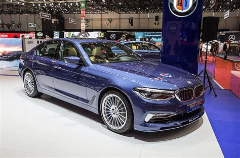Hot Alpina B5 Gets 600bhp Bmw V8
