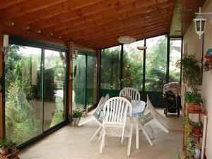 Comment Isoler Sol Pour Vérandas : v randa alu bois sur mesure en lorraine ~ Premium-room.com Idées de Décoration