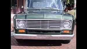 1974 International Pickup Truck Grnwht Eustis042713
