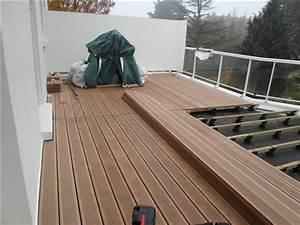 nivremcom comment rendre une terrasse en bois etanche With rendre une terrasse etanche