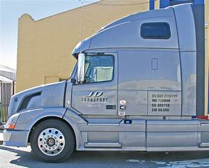 truck lettering is the most cost effectiveadvertising With truck door lettering