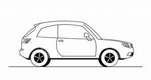 Sports Car Drawing Side View | www.imgkid.com - The Image ...