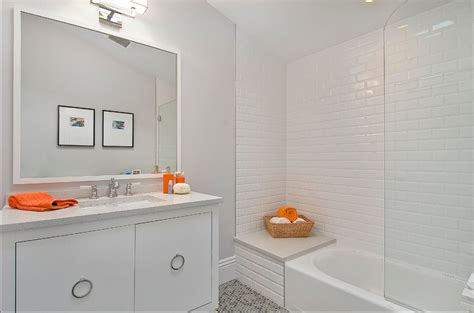 how to install glass tile backsplash in kitchen beveled tile beveled subway tile westside tile and