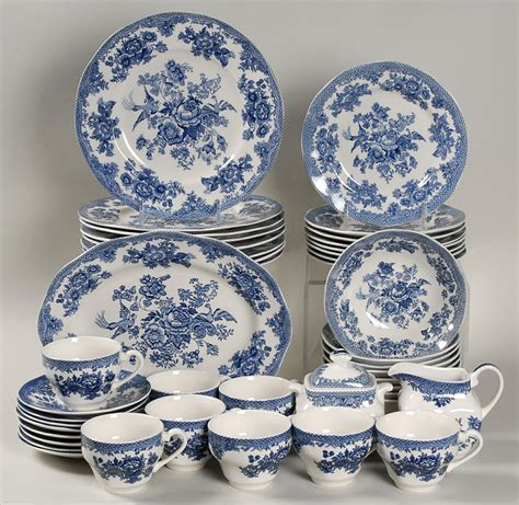 blue and white dinnerware special offer on select dinnerware sets at replacements ltd