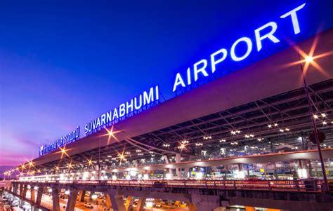 Bangkok Suvarnabhumi Airport 3-star Rating