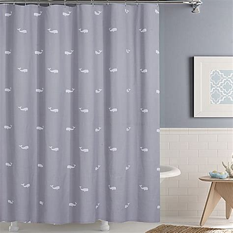 Moby Shower Curtain   Bed Bath & Beyond