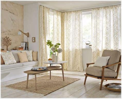 Gardinen Fur Wohnzimmer Grose Fenster