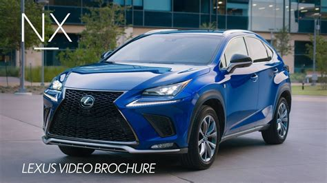 The 2019 Lexus Nx Walk Around Video Youtube