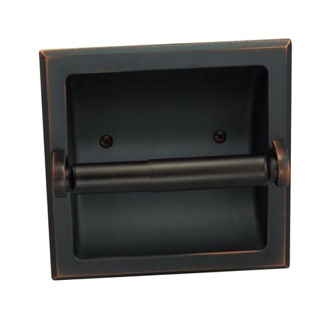 recessed toilet paper holder review � store more tissue