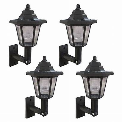 Solar Wall Mounted Led Lights Outdoor Mount