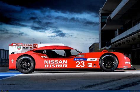 AUSmotive.com » 2015 Nissan GT-R LM Nismo revealed