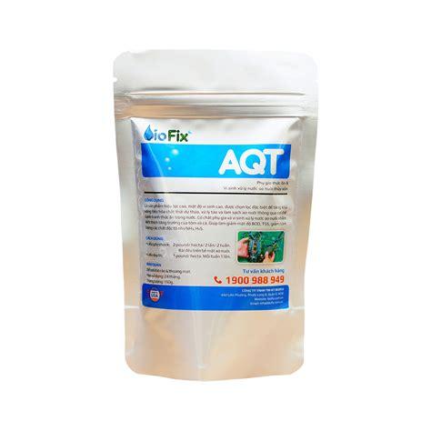 biofix aqt microbiology  treating aquaculture pond water