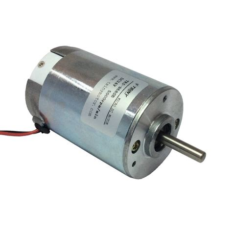 Dc Motors by Small Pmdc Motor 24vdc 5000 Rpm Brushed Motor High Torque