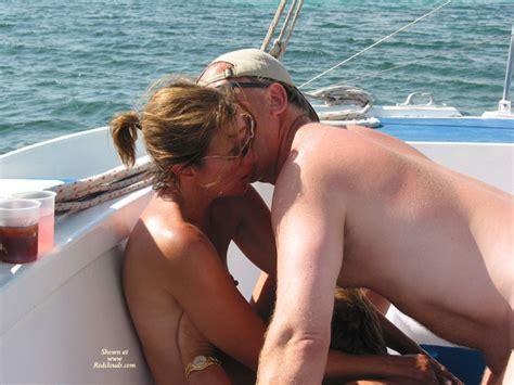 Sexy Suz Catamaran Public Fucking 2 Of 2 June 2007