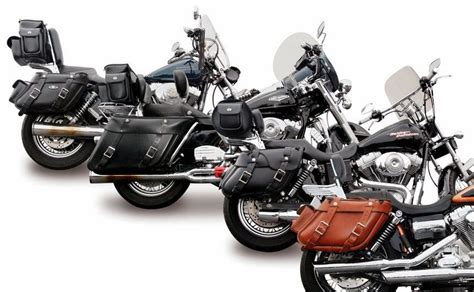 Basics Of Motorcycle Saddlebags For Beginners